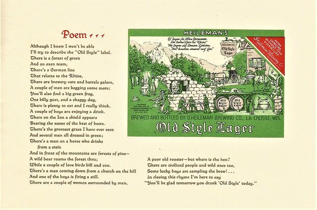 Old Style poem, 1939