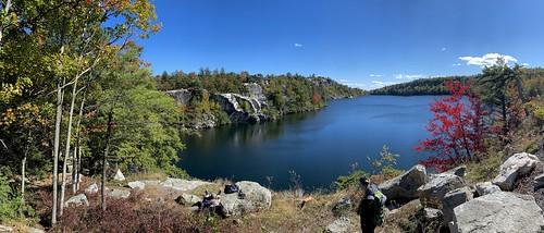 landscape travel hiking newyork lake