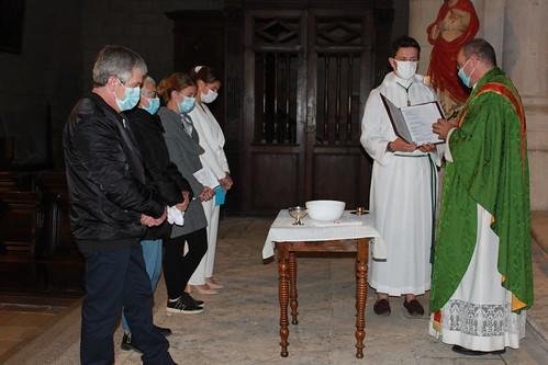 Sacrements de l'initiation chrétienne à St Léger