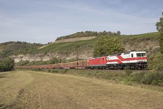D EBS 243 822-4+143 848-0 Himmelstadt 13-09-2020