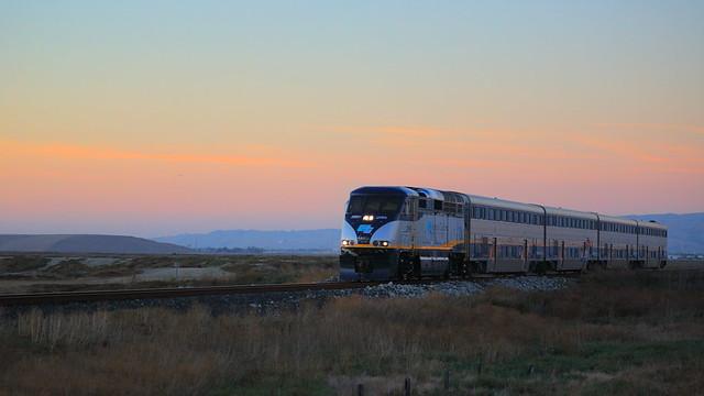 Amtrak California, Capitol Corridor