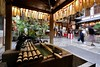 A city shrine in Kyoto by tokyoshooter