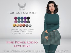 [Ari-Pari] Tartan Ensemble
