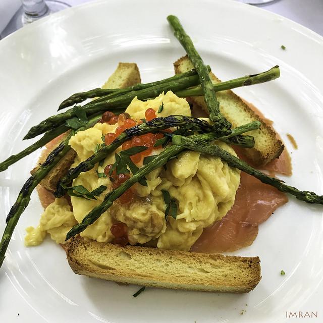 Food For Thought: Bryant Park Manhattan Sunday Childhood Friends Reunion Brunch - IMRAN™