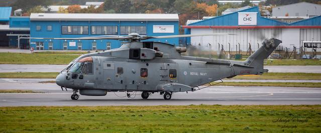 Royal Navy EH-101 Merlin HM2