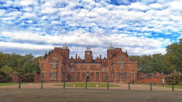 Aston Hall and Park