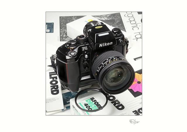 Nikon F4s ( with 24-120mm AF Nikkor f/3.5-5.6D)