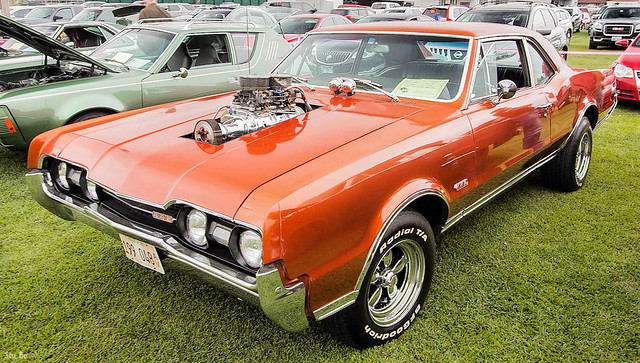 could have been my father's Oldsmobile