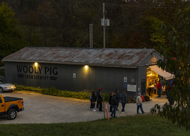 Wooly Pig Farm & Brewery