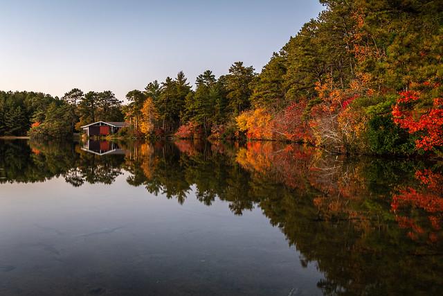Fall Color at Cachalot