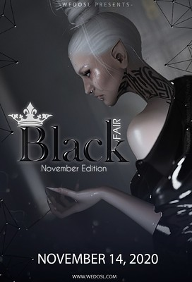 BLACK FAIR (November Edition)