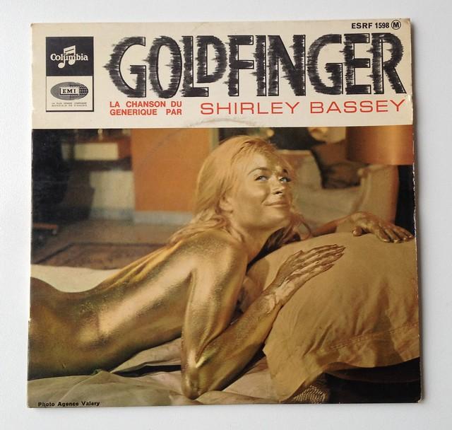 1965 Columbia ESRF 1598 Shirley Bassey
