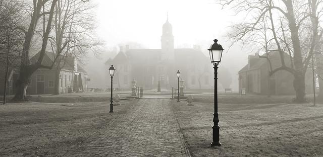 Fraeylemaborg mist