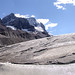 See it before it melts. Athabasca Glacier melting