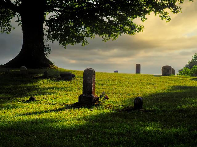 Quigley Cemetery, Mecosta County, Mi