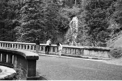 Sahalie Falls, Mount Hood. 12 Oct 2020