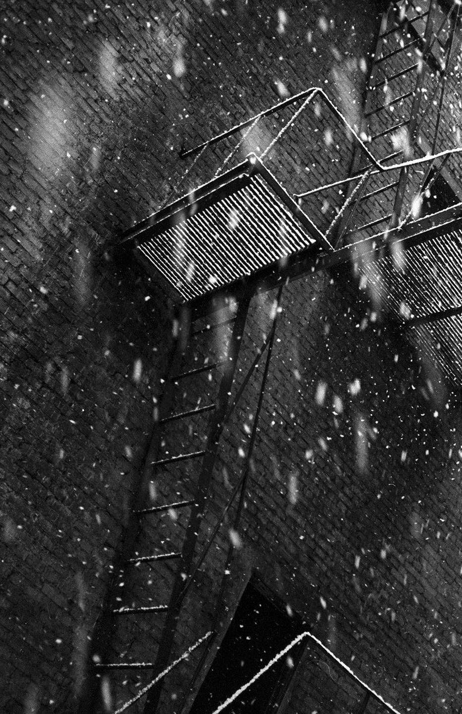 1960-е. Мокрый снег