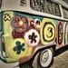 Vintage van.