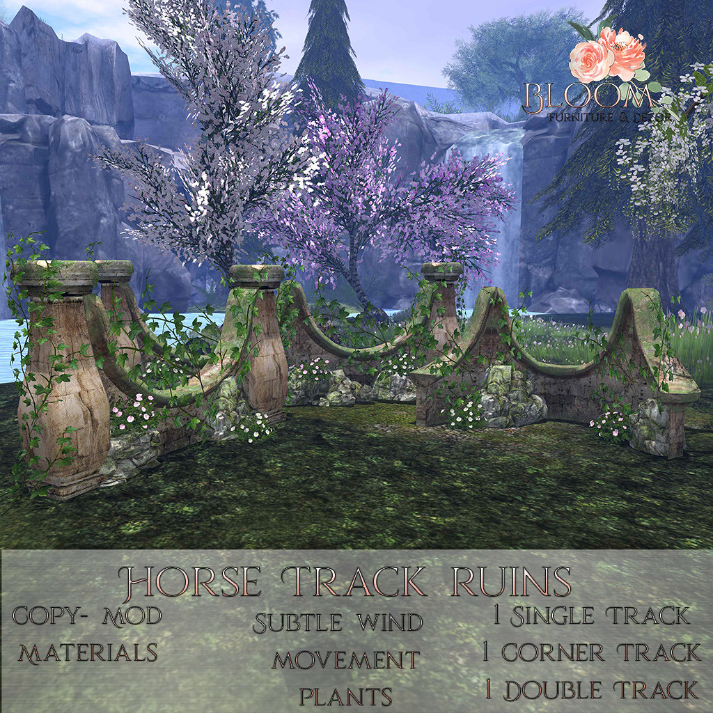 Bloom! – Horse Track Ruins full PackAD