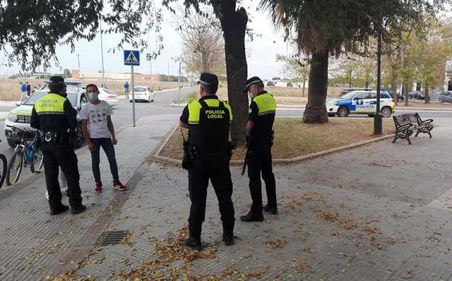 Policía Local de Los Palacios y Villafranca