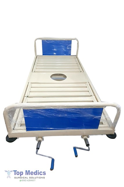 2 Crank Bed with Commod System in Lahore pakistan