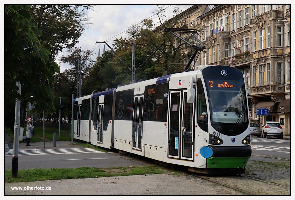 Tram Szczecin - 2020-18