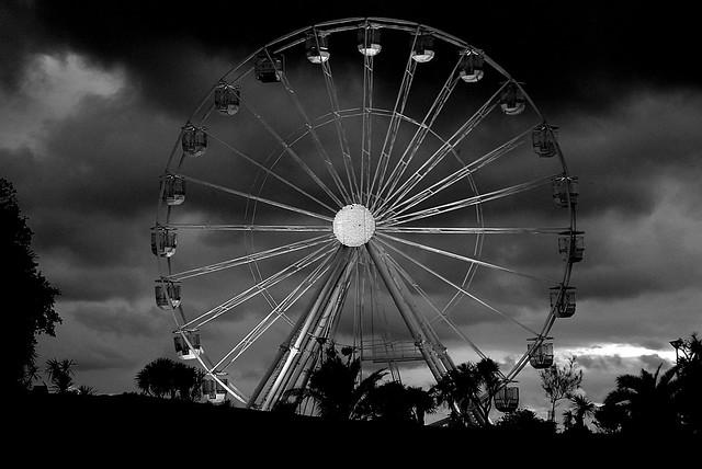Big wheel by night