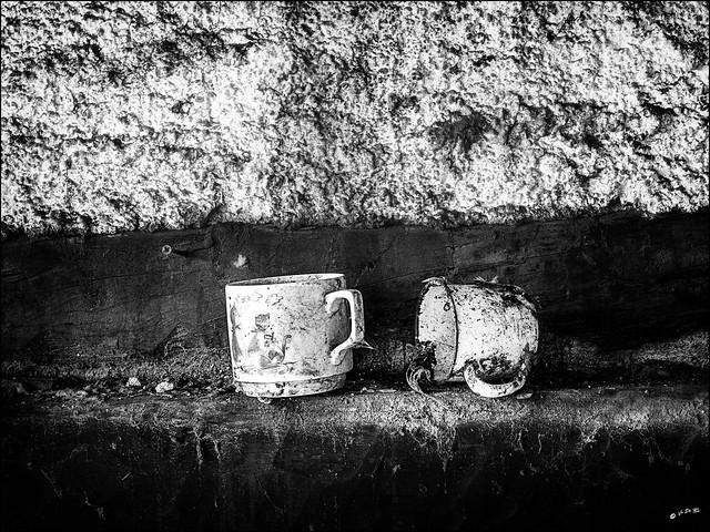 Petit café du matin... / Morning coffee...