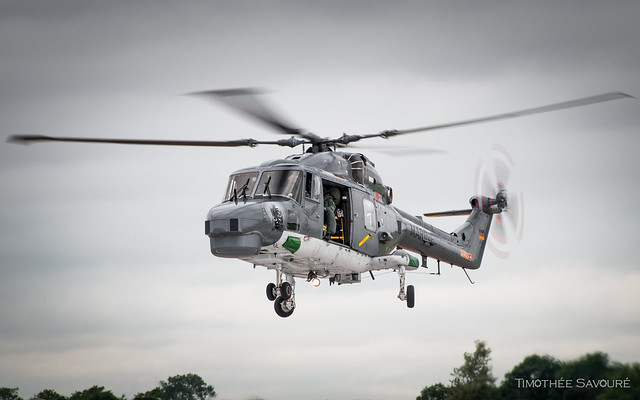 RIAT19   Deutsche Marine Westland Lynx Mk.88   83+10