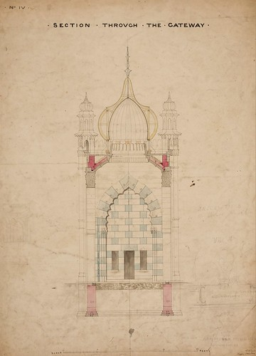 Brighton and Hove Museums and Art Galleries, Brighton Museum, Good Plans,  Royal Pavilion, Archive,   Brighton, 2017