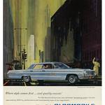 Fri, 2020-10-23 01:25 - 1962 Oldsmobile Ninety-Eight Holiday Sports Sedan