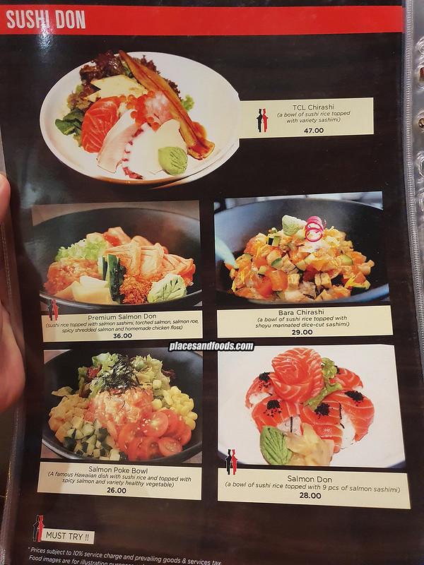 two chefs lab menu sushi don