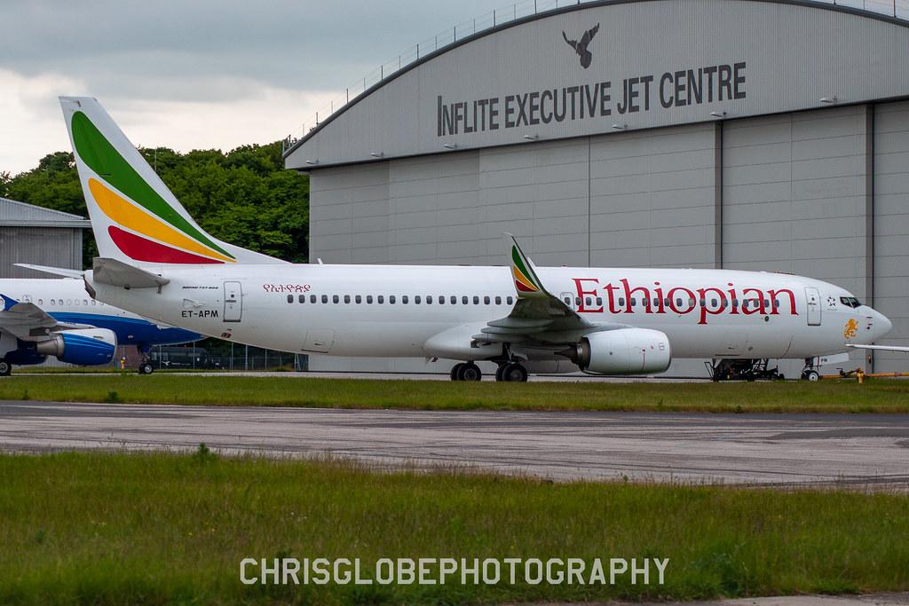 ET-APM | Boeing 737-860(WL) | Ethiopian Airlines