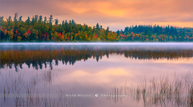 Connery Pond - Adirondack S.P - New York State