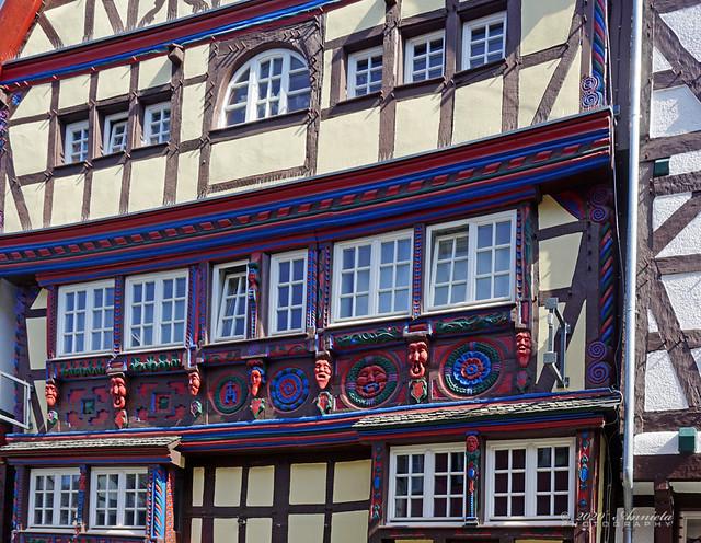 Windeckhaus detailfoto