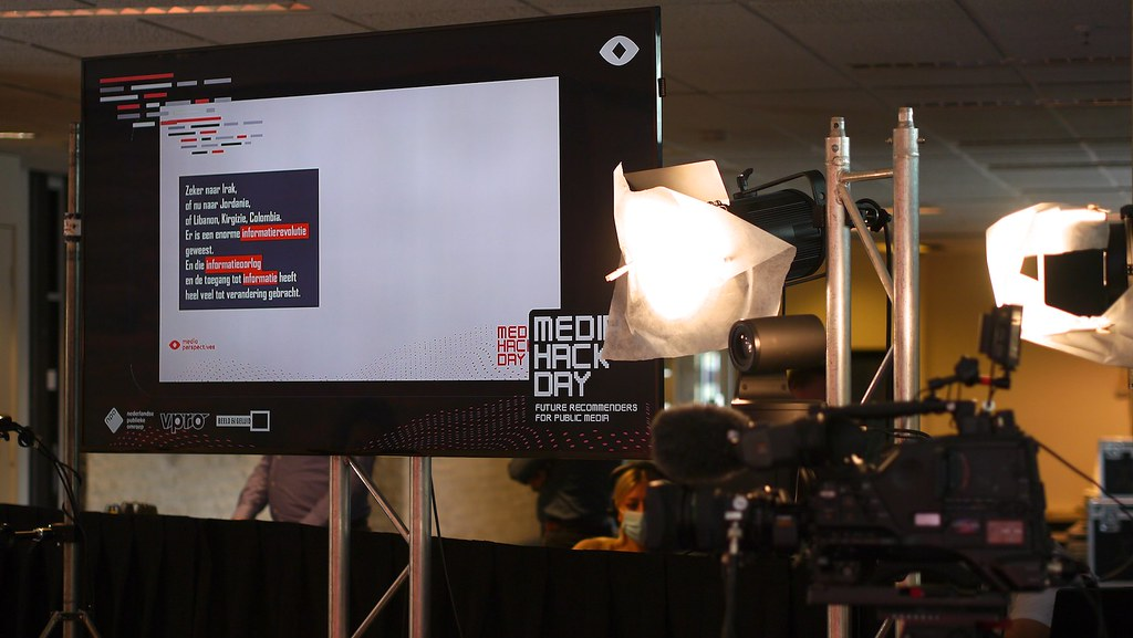 Media Hack Day | Future recommenders for public media