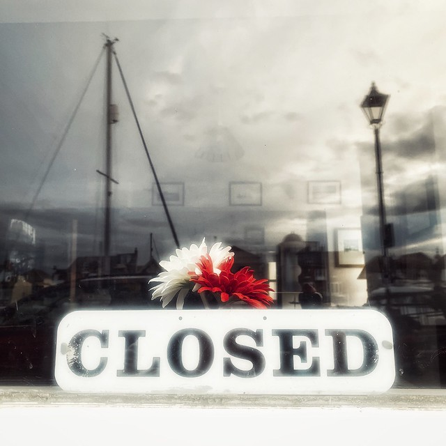 Not Closed