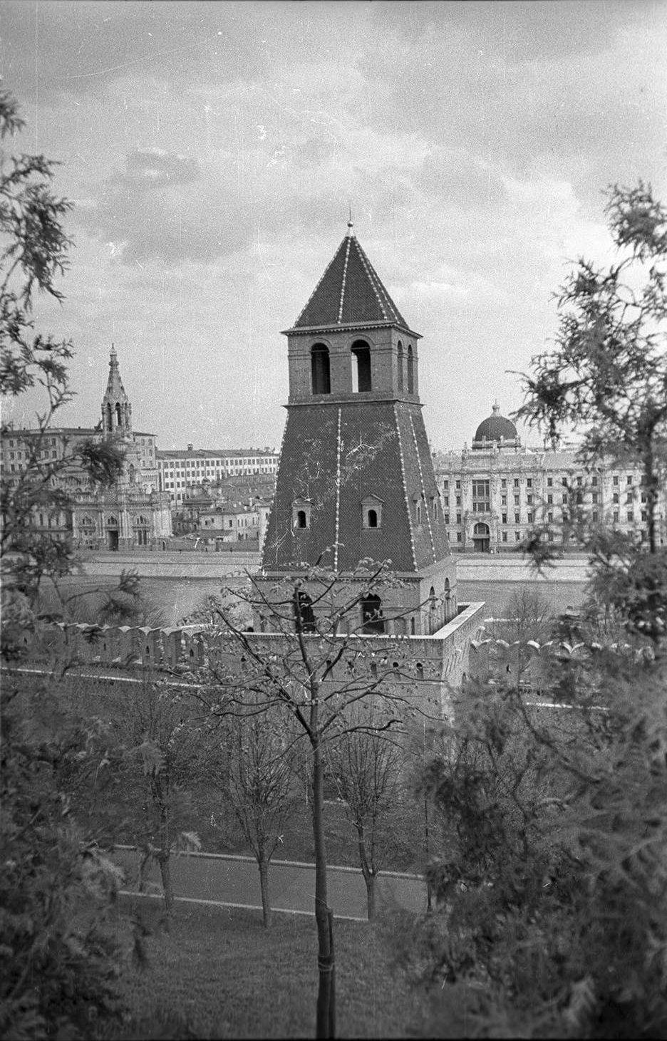 1960-е. Кремль