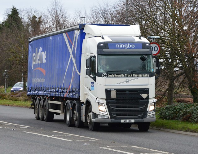Ningbo Distribution N18 GBO At Welshpool