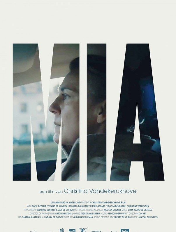 Mia, cortometraje de Christina Vandekerckhove.