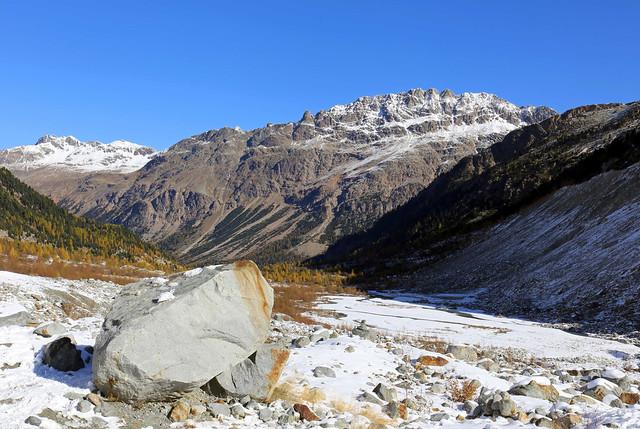 Val da Morteratsch