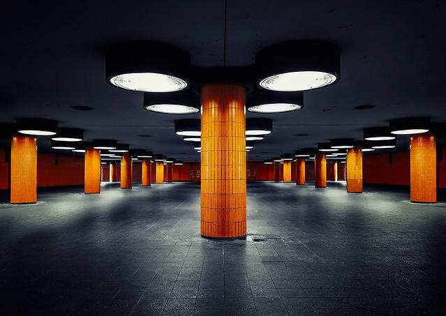 Underground of Panem