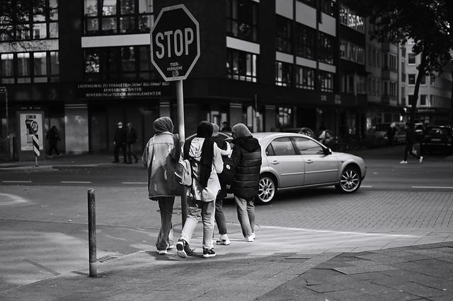 girls @ Düsseldorf , Germany