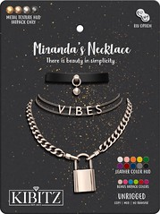 Kibitz - Miranda Necklace @ equal10