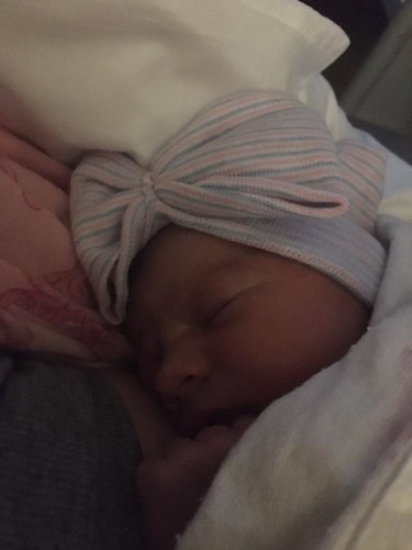 Norah Jeanne Lynch new baby granddaughter