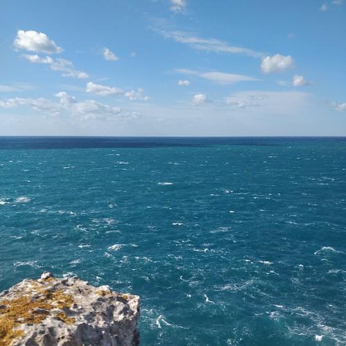 Caminando de Cala Pí al faro de Cap Blanc