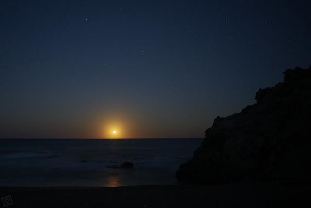 Red Moon Rising - Explore Oct 23, 2020
