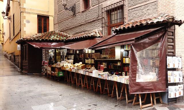 Librería san Ginés - Bookstore in Madrid