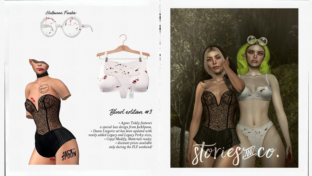 Stories&Co. for FLF / October'20