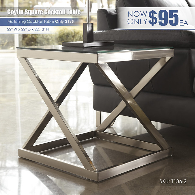 Coylin Square End Table_T136-2-SD